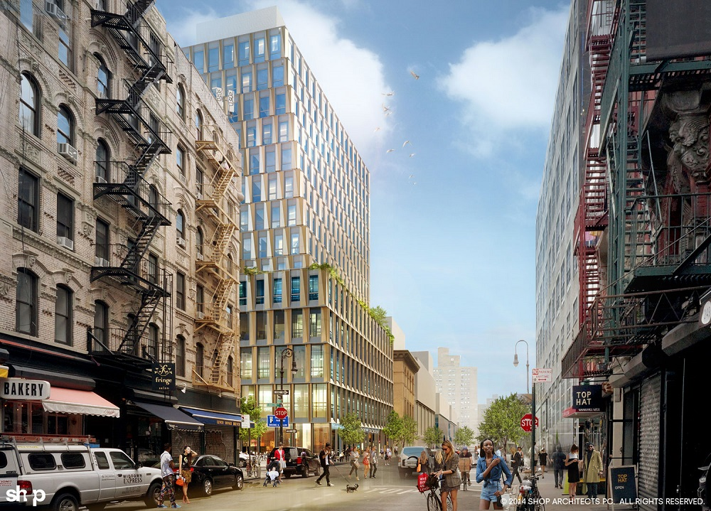 Essex Crossing, SHoP Architects
