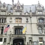 Fletcher-Sinclair Mansion, 2 East 79th Street, Ukrainian Institute of America