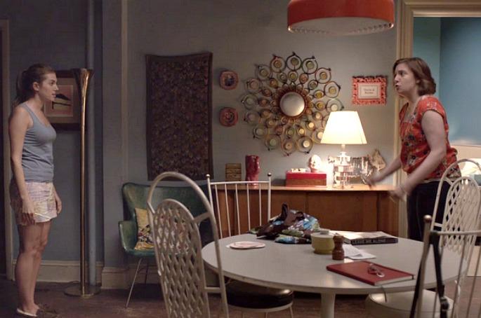 Hannah Girls apartment