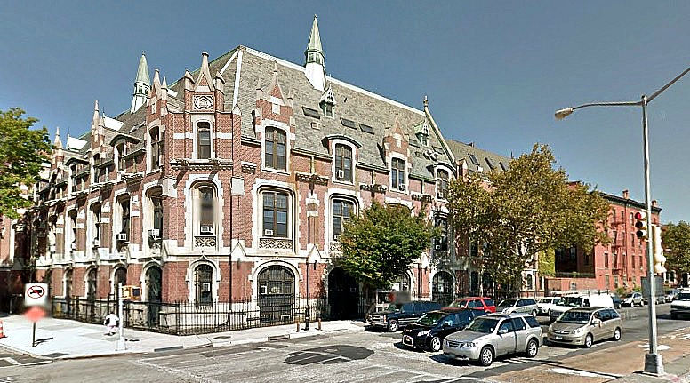Lowry Triangle, Cathedral Condo Conversion, Prospect Heights, 555 Washington Avenue