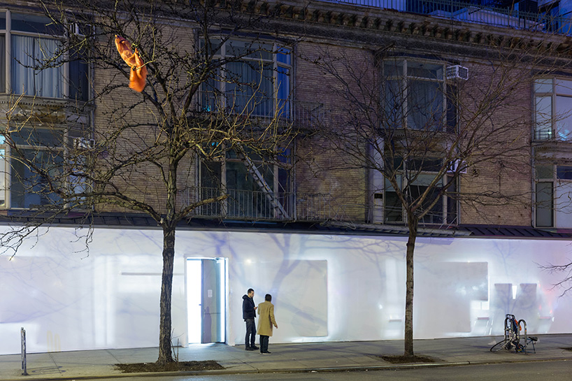SO-IL, BLUEPRINT, Storefront for Art and Architecture