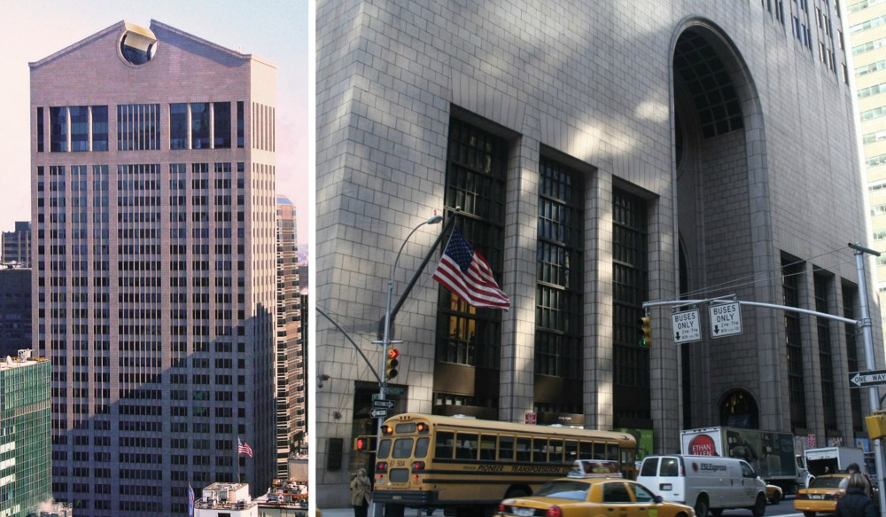 Sony Tower, Philip Johnson, Chetrit Group, 550 Madison Avenue, AT&T Building