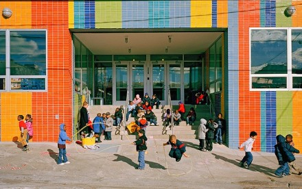 Bronx Charter School for the Arts, bronx, hunts point, adaptive reuse