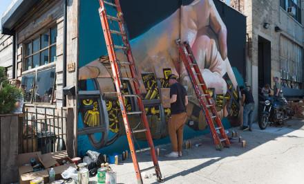 bushwick graffiti artists