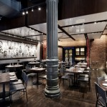 chefs club restaurant by food and wine, puck building, 295 lafayette, puck building restaurant