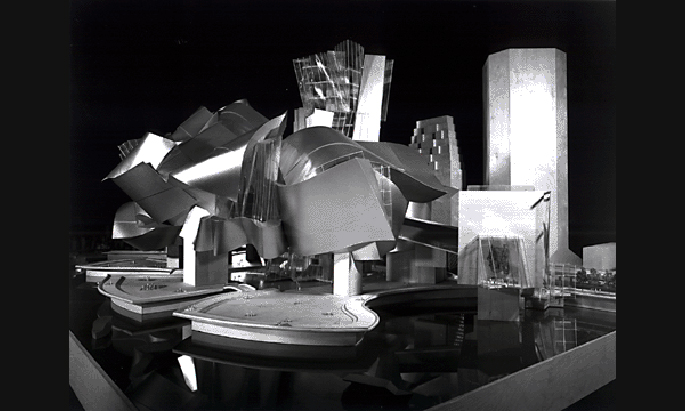 frank gehry downtown nyc