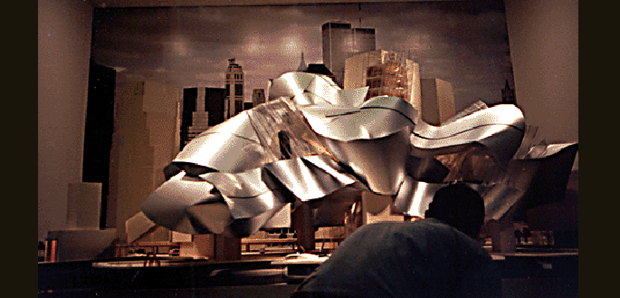 frank gehry nyc