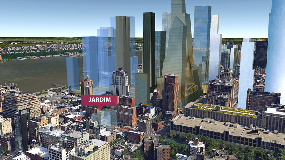 Jardim, Isay Weinfeld, West Chelsea, High Line condos, New York starchitecture, Brazillian architecture