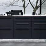 Vipp, prefab, modular, Shelter, kitchens, Danish design
