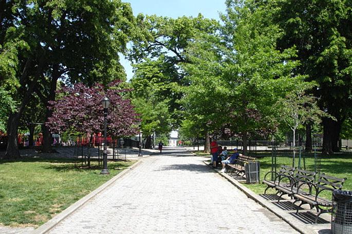 maria hernandez park