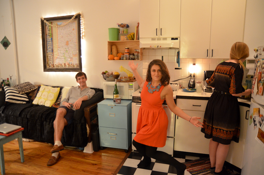 nyc apartment dwellers