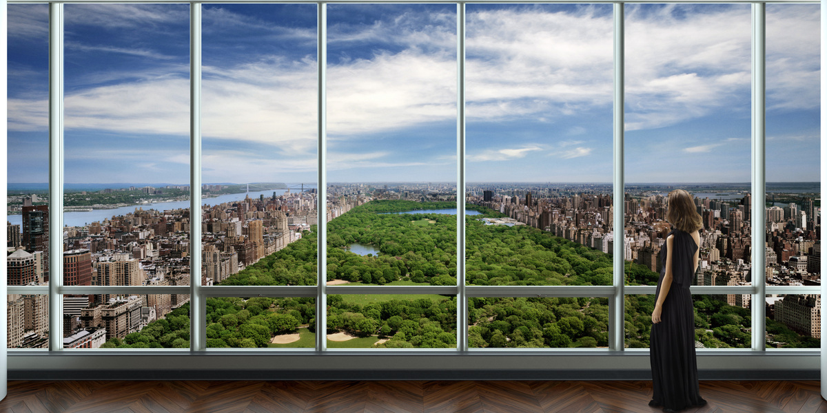 100 million condo sale at one57 is nyc 39 s most expensive for Most expensive nyc apartment