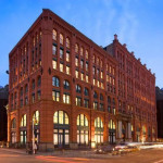 puck penthouses, chefs club restaurant by food and wine, puck building, 295 lafayette, puck building restaurant
