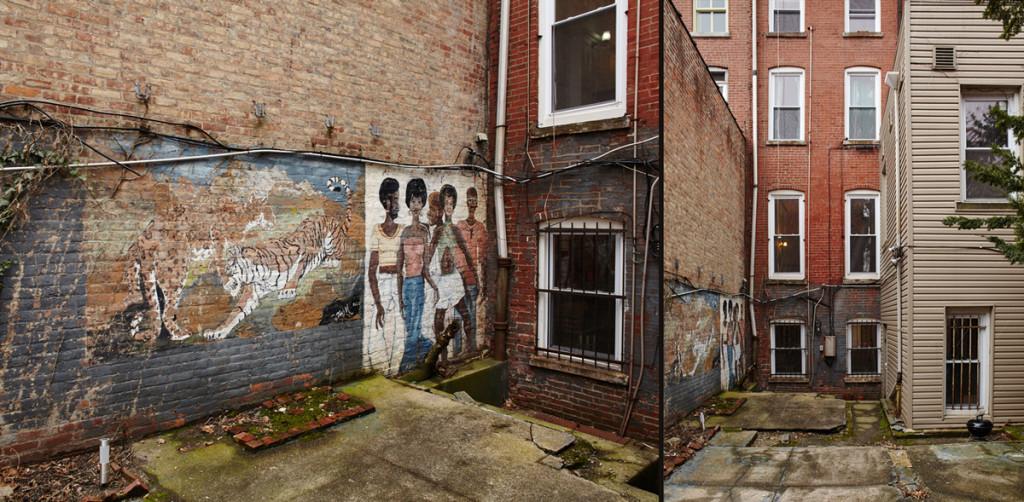 123 GATES brooklyn mural