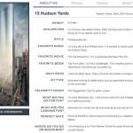 15 Hudson Yards Dating Profile