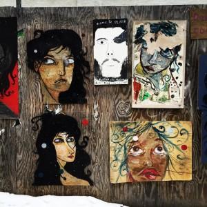 #brooklyn #BAM #nycart #brooklynart #art #colors #wood