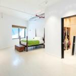 259 Banker Street, indoor/outdoor patio with retractable roof, live/work space