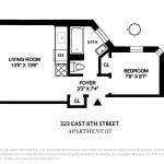 323 East 8th Street, East Village