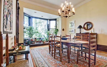 34 Grace Court, Brooklyn Heights, landmarked historic home