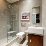 354 Broome Street, Ice House, spa baths with heated cement floors, up to two potential sleeping areas