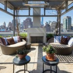 420 West Broadway, Edward Siegel, Ernest de la Torre, penthouse duplex with four terraces