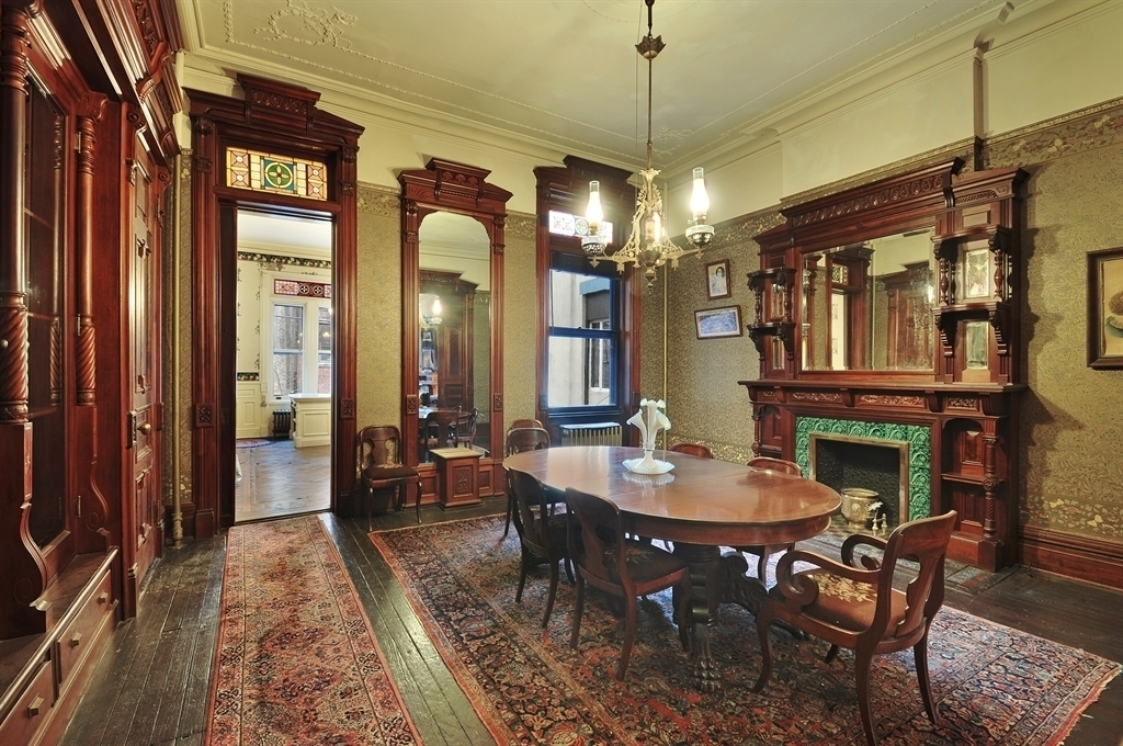 Historic park slope brownstone on prospect park asks 5 Pictures of new homes interior