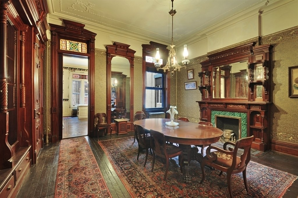 Historic park slope brownstone on prospect park asks 5 million 6sqft Brooklyn brownstone interior