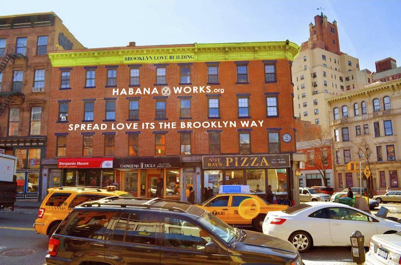 Brooklyn, Biggie Smalls, Notorious B.I.G., Brooklyn, Fort Greene, Cafe Habana, Real Estate