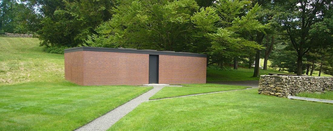 Brick House, Philip Johnson