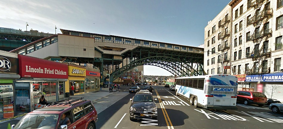 125th Street, West Harlem
