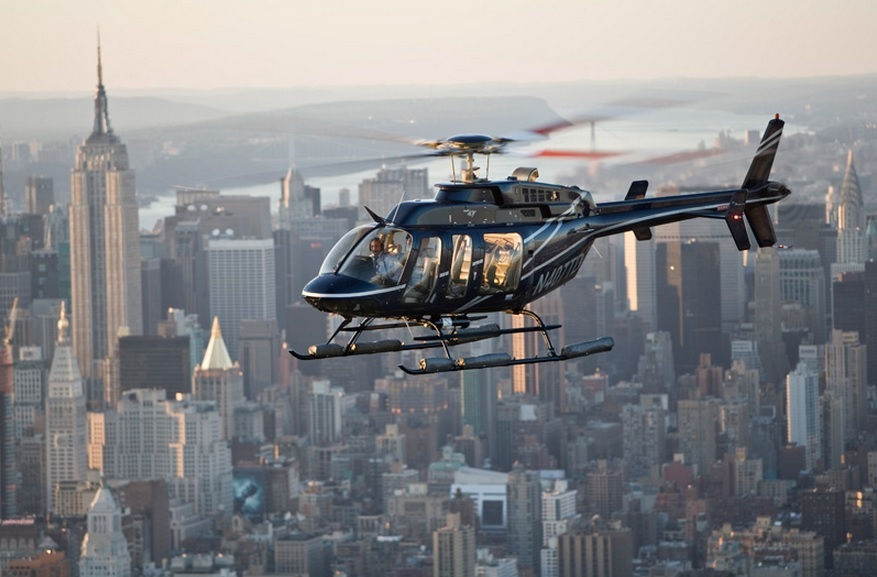 Helicopter Taxi Service Brings Commuters to JFK or Newark Airport ...
