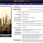 Hudson Yards dating profile