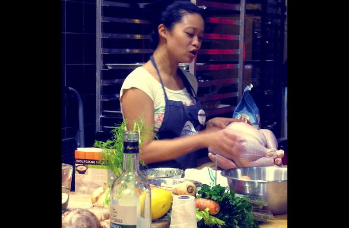 MIN LIAO whole foods market bowery-culinary center