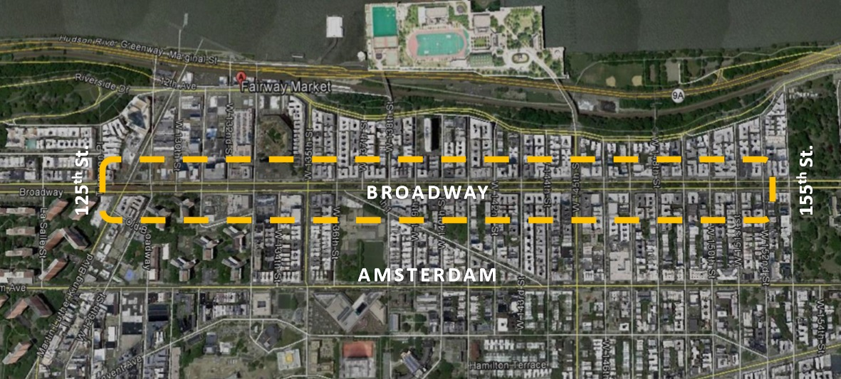 The new broadway plan could bring 3 000 housing units to for Broadway plan