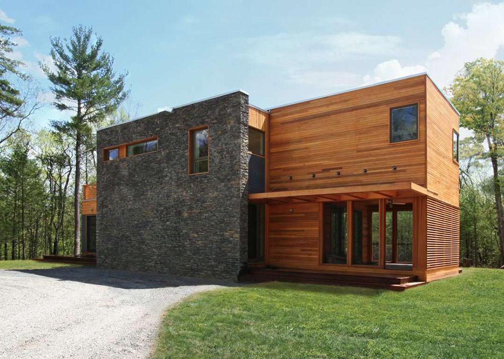 Res4 39 S Modern Prefab Home Beautifully Combines Wood And