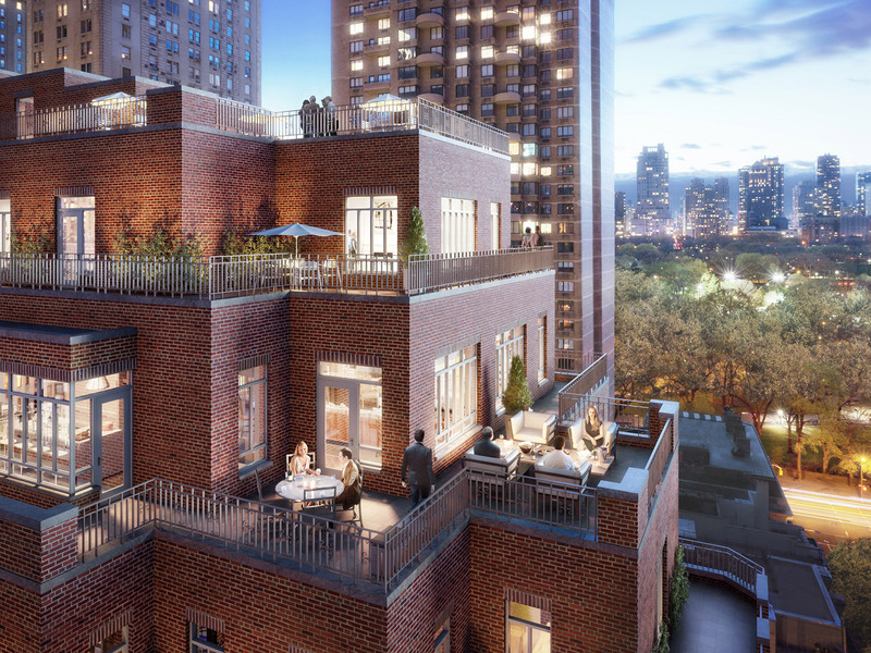 Luxe penthouse at the carlton house sells at a discounted for Upper east side penthouses for sale