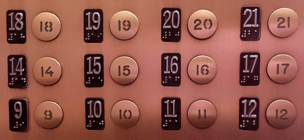 Would you live on the 13th floor of a building a look at for 13 th floor