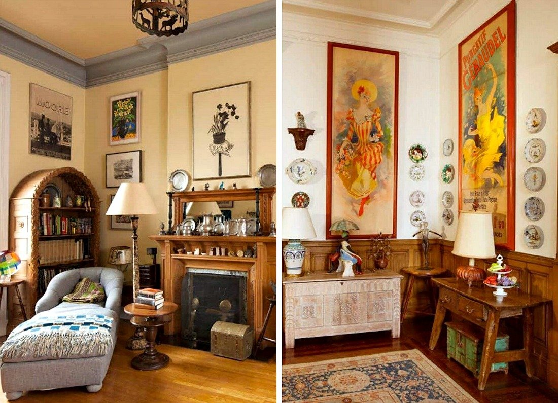 Inside Lauren Bacall S Dakota Apartment 6sqft