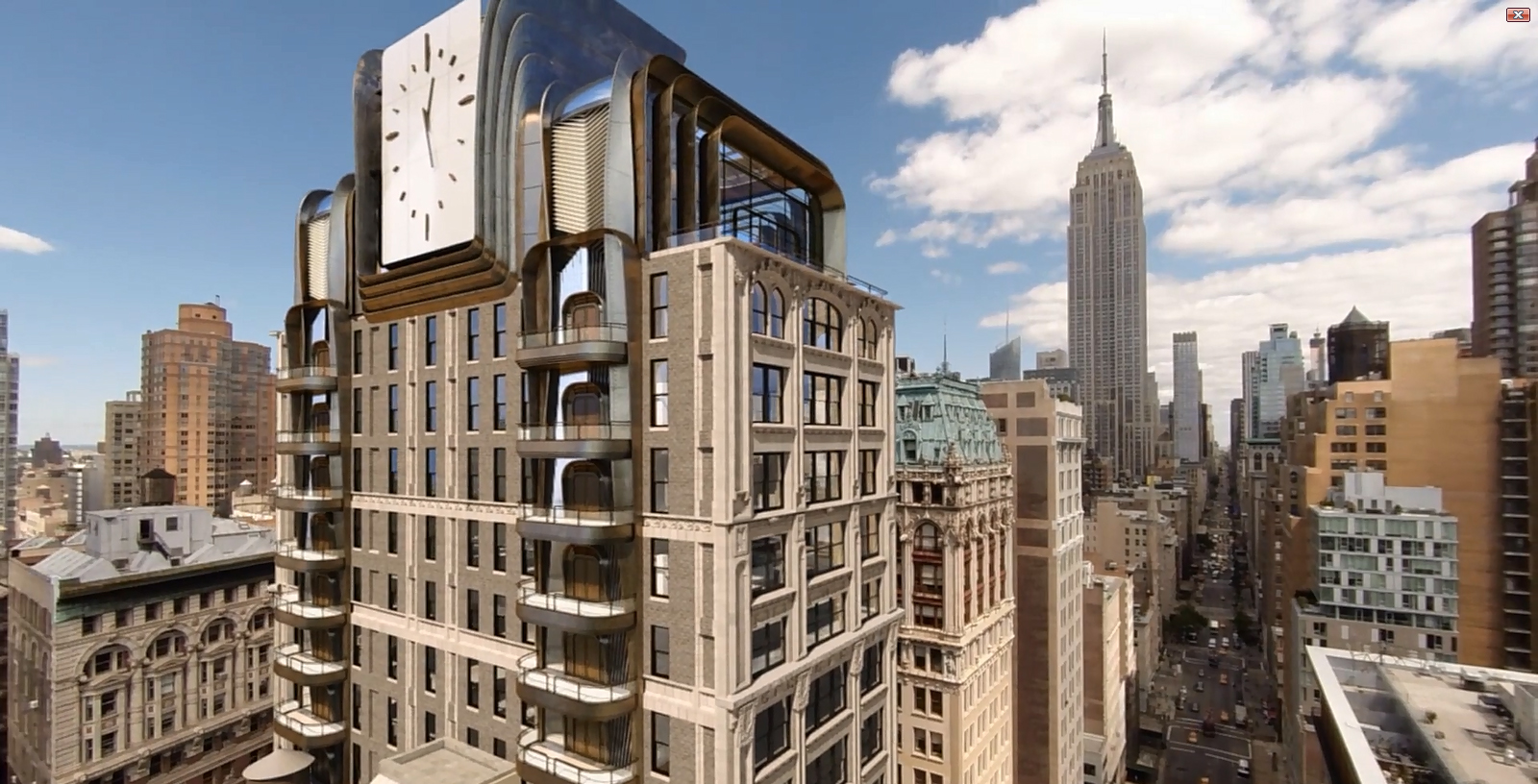 New Renderings For 212 Fifth Avenue Show A Whimsical Top