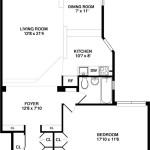 225 East 74th 6F Modern Interiors
