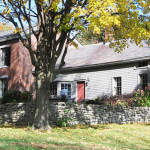 238 Chestnut Ridge Road, Queensbury New York, Greek Revival house