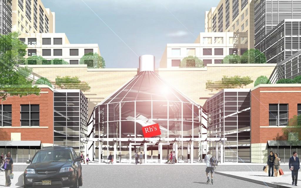 Red Hook, Thor Equities, Joe Sitt, Brooklyn development, New York Industry, manufacturing, sugar refiningg, New York malls, MAP Architects, affordable housing