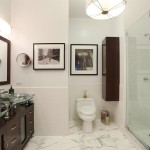 35 Vestry Street, exposed brick archways, closet space and storage, cobblestone streets