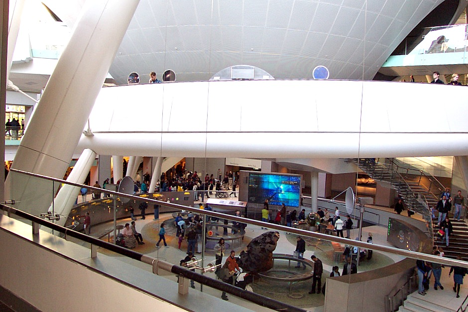Museum Of Natural History Space