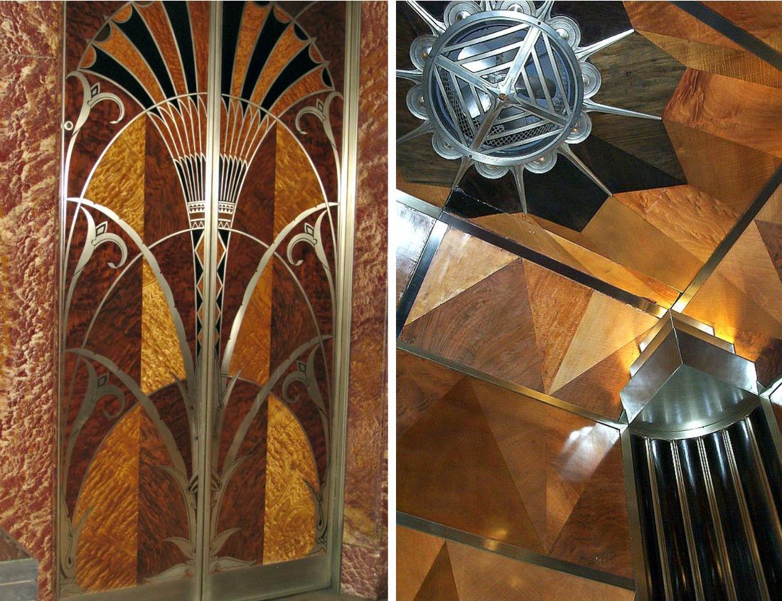 William Van Alen, Chrysler Building, NYC Art Deco