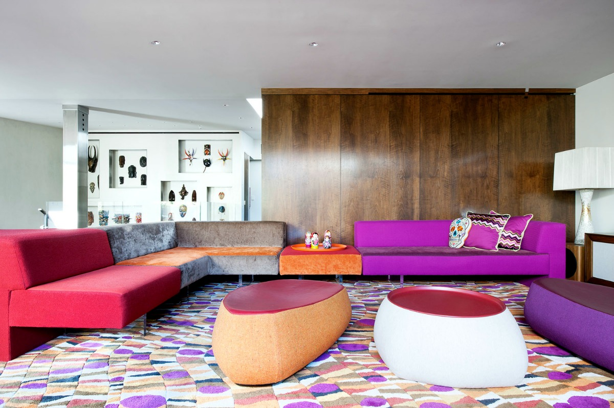 DHD Interiors, Tribeca Penthouse
