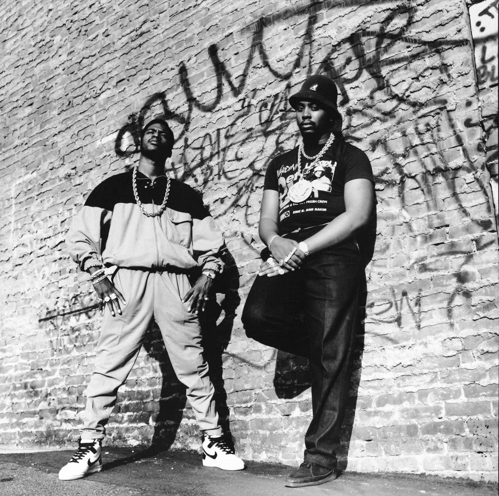 Eric B & Rakim. 1987. Photographer: Janette Beckman
