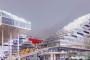 REVEALED: ODA Architects Design Cantilevering Ziggurats for Gowanus Site