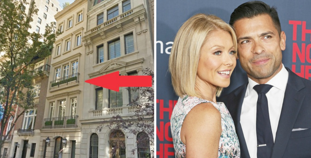 Kelly Ripa East Side Townhouse | HAIRSTYLE GALLERY