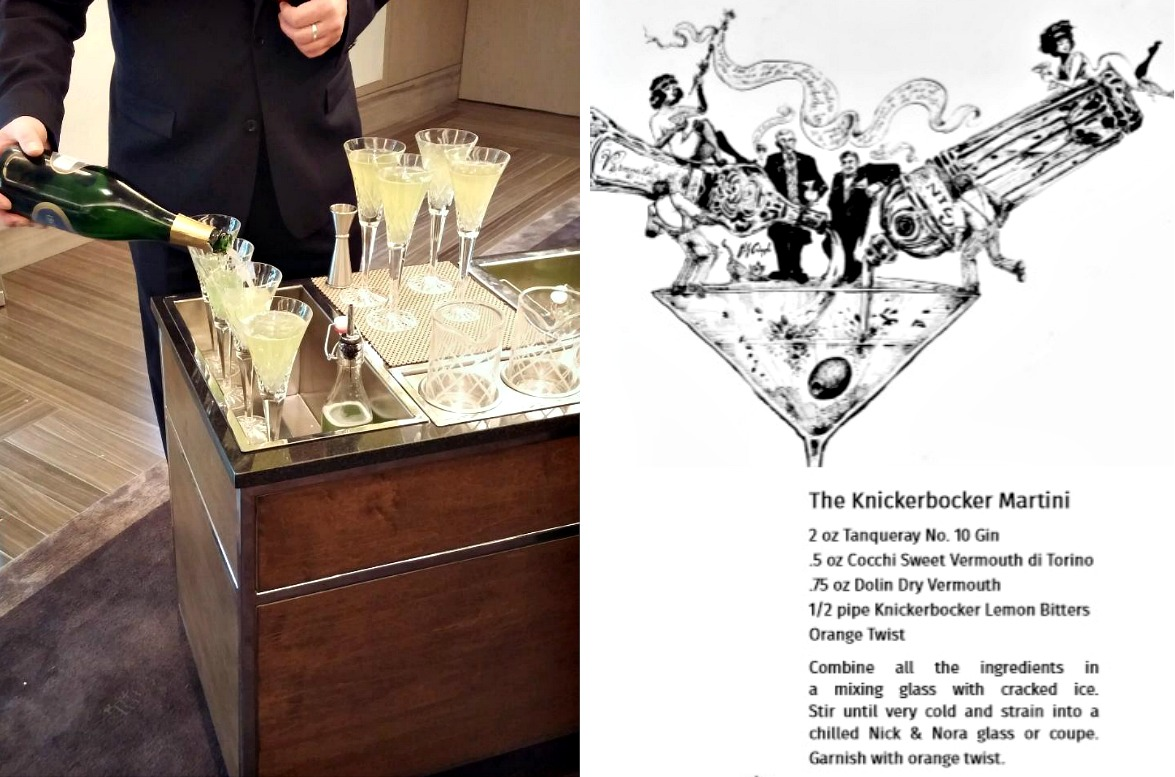 Knickerbocker Hotel Martini